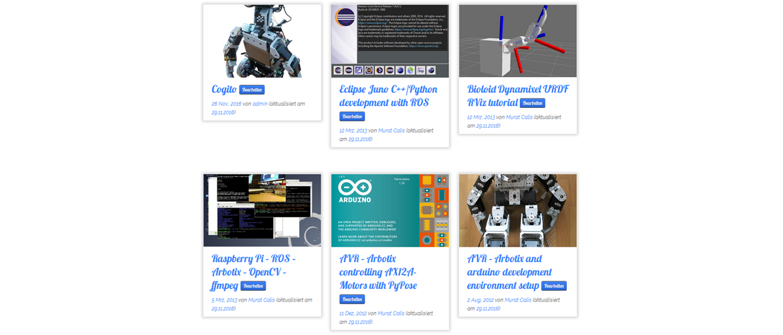 pirate robotics - Roboter Manufaktur | KI Labor